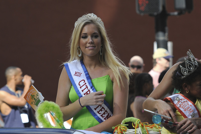 Miss Citrus Teen