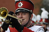 Trumpet player - Port Clinton High School Marching Band