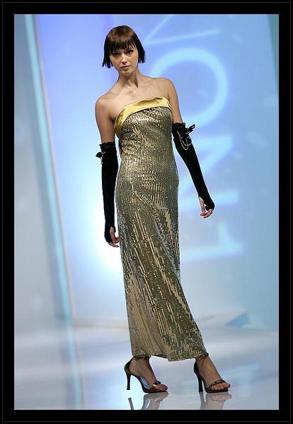 Anastasia G, Andrews Model, Fashion on 1, 1 Utama, Fashion Show, egete