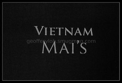 20071117 - MIFW - V Mag Asian Showcase - Vietnam - Lam Thi Kim Mai