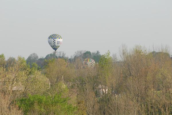 2007 Derby Festival Great Balloon Race