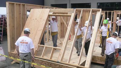 2007 Fremont Fair Habitat House Build