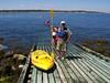Ready for some ocean kayaking.