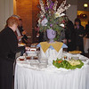 The Hors d'oeuvres Table.
