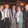 Kerry DeBenedetti, Clyde DeBenedetti, Rick DeBenedetti (Horseman of the Year Recipient), Regina Davis and Gaye DeBenedetti