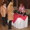 Roy Gustafson & Shellie Duggan check in with Kathie Goddard