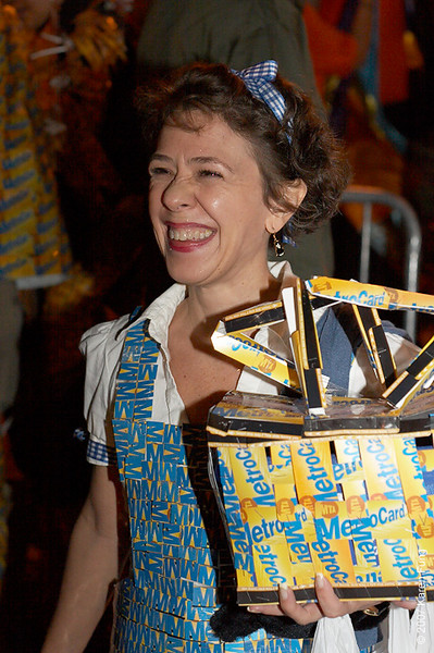 """""""Countess"""" Christine with her Dorothy basket... but is Toto inside???"""
