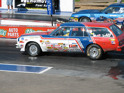 Sportsman racers
