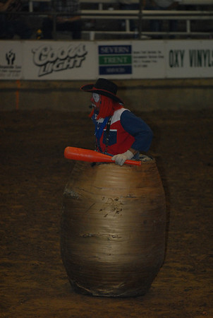 Barrel 'o Clown