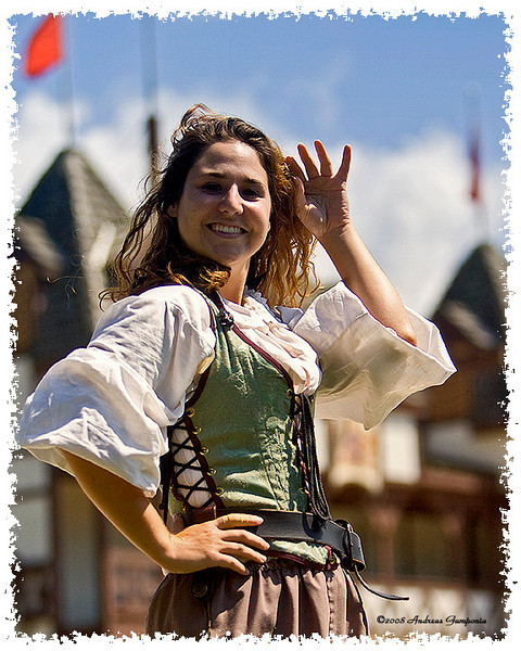 Captain Mary Ambree, the rough 'n tumble sword mistress and as formidable as she is beautiful