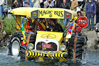 The internationally renowned, Magic Bus