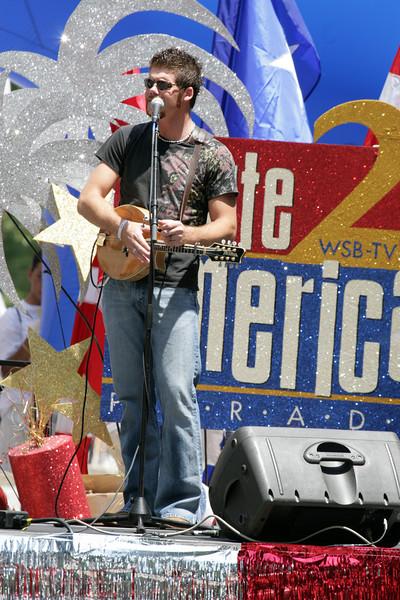 Jeremy Baxter of Carolina Rain
