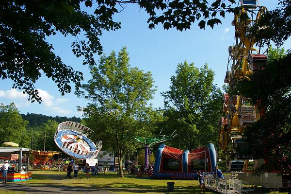 2007 Schuylkill County Fair: Tuesday
