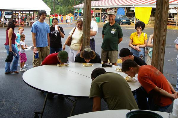 2007 Schuylkill County Fair: Monday