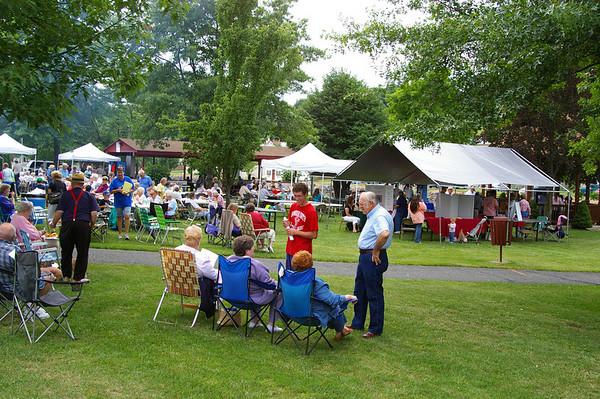 2007 Schuylkill Haven Appreciation Day in Bubeck Park