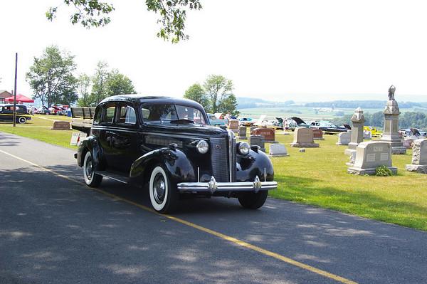 2007 St. Mark Brown's Church Car Show