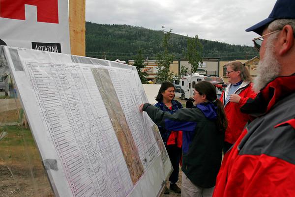 2007 Yukon River Quest: Dawson