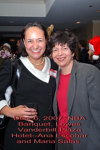 NBA Banquet 2007