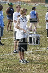 2007 marching band practice directed by Martin Spitzer at UNCP on August 9th, 2007 Marching_band_0037.JPG