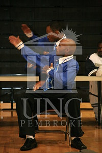 2007 Step Show at UNCP in Pembroke, NC.