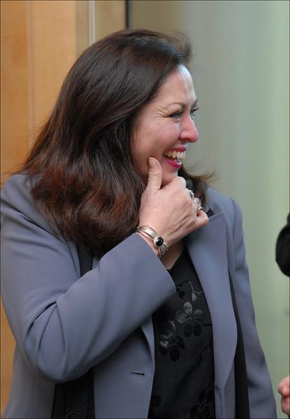 Assistant Dean Sandra Madrid