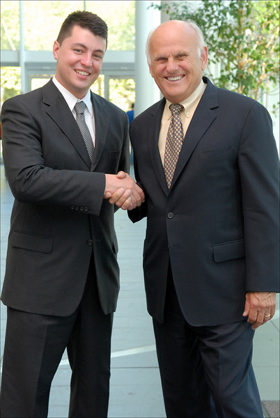 Adrian Madrone & Judge Coughenour.