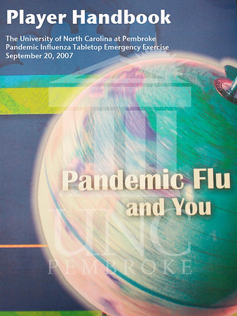 Pandemic Flu and You Program Cover