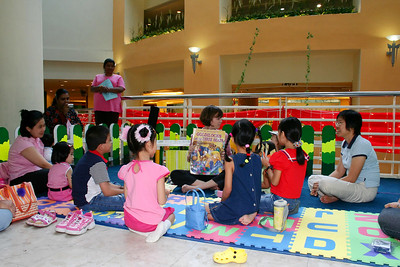 Story Telling by Penang British Council
