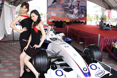 2007 F1 Roadshow