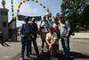 Photographers - Bob, Rick, Rich, Barney, Bryan, Dave, 1115am {copyright 2007, Dilip Barman}