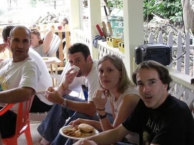 20070722 - Post Cascade RunOff BBQ at Steve T's