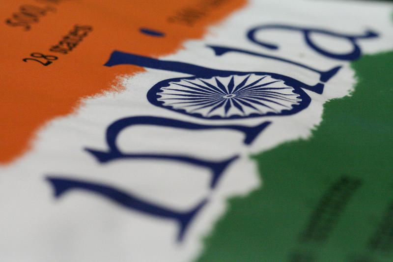 20070805 India flag t-shirt cl