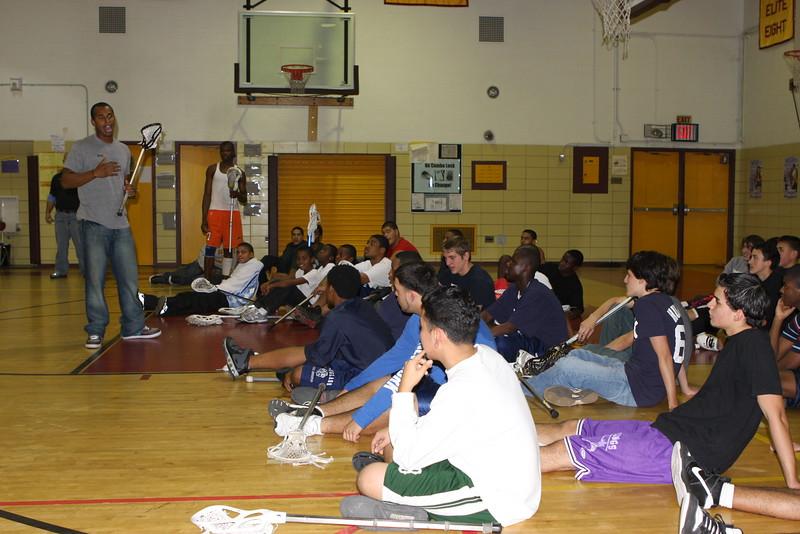 20071130 Clinic at CityLax 042