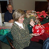 Gail admires her cookie jar - but not for long!