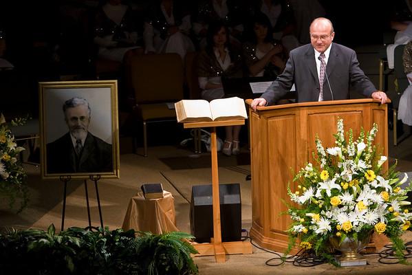 Church's 80th Anniversary 2008-5-25