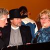 Jim Keeton, Al Filice and Cheryl Basin