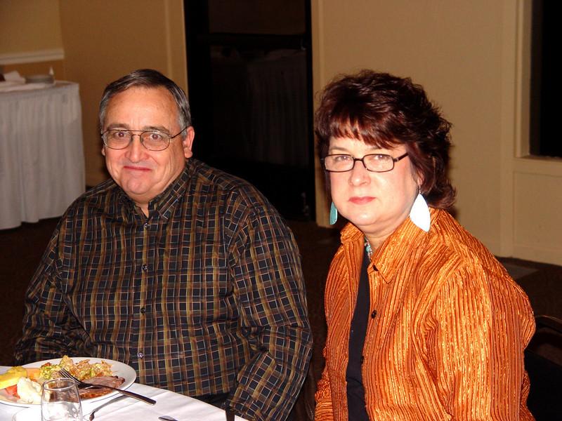 Alan Demmons & Karen Shawback