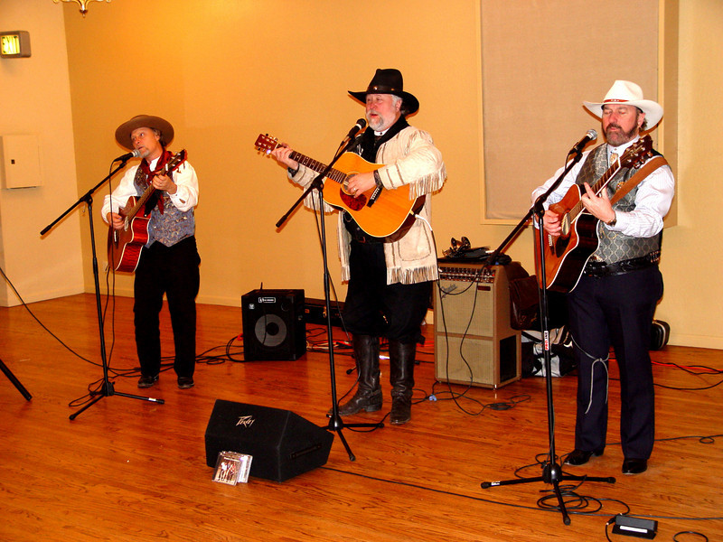 """Fabulous """"old time cowboy music"""" from the Scouts of the Cascades"""