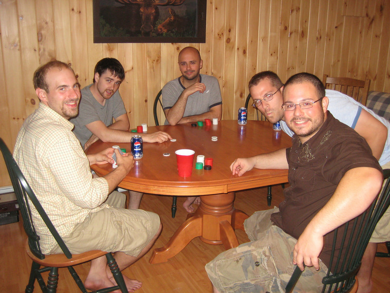 2008-9-6 Bachelor Party-28