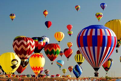 2008 Albuquerque Hot Air Balloon Fiesta