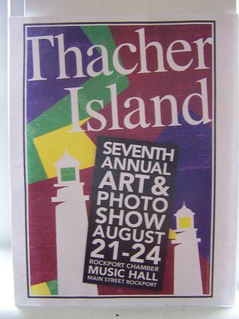 2008 Artists' Days on Thacher Island