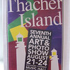 Don't forget to come to the Thacher Island Art Show.