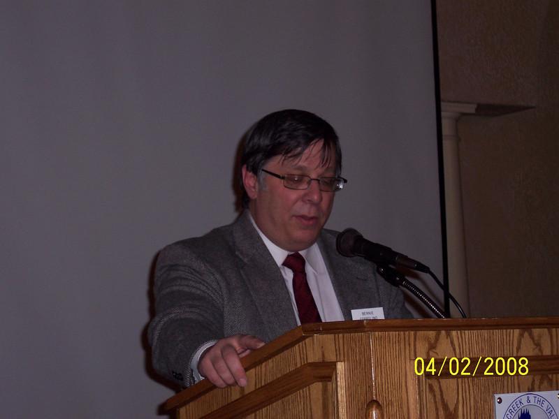 Serra President Bernie Coppolino