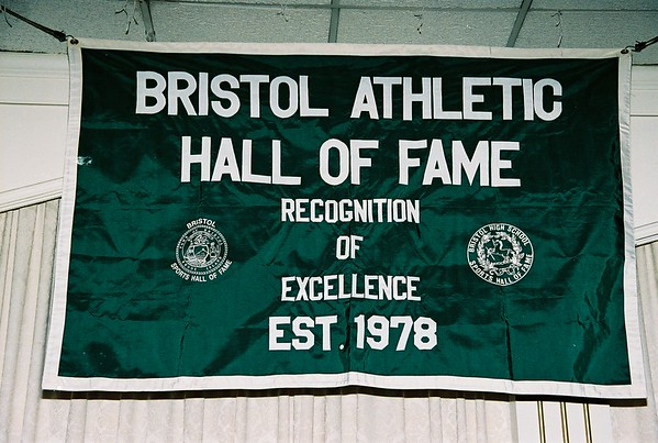 2008 Bristol H.S. Hall of Fame Awards