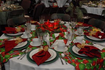 2008 Cumming 1st Baptist Christmas Tea