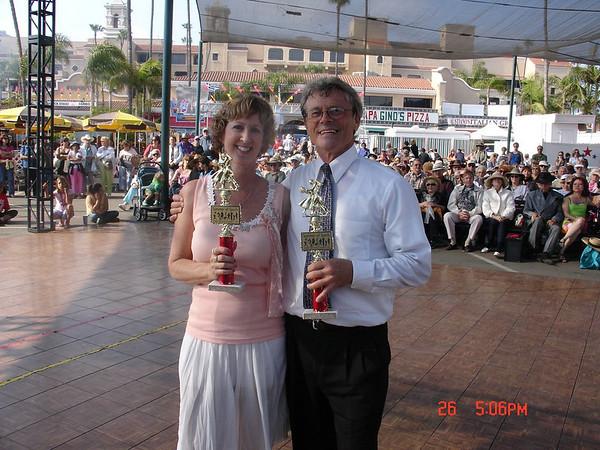 2008 Del Mar Fair Competitions.