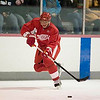 Record-Eagle/Jan-Michael Stump<br /> Newly acquired Red Wings forward Marian Hossa skates in drills during training camp Saturday at Centre ICE Arena.