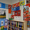 A colourful classroom in ILL