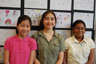Ecclesia, Hallie and Sohini