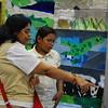 Maitreyee and Sohini discuss the paintings